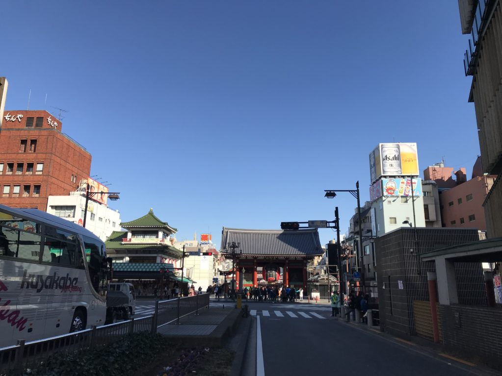 浅草のそら20180213