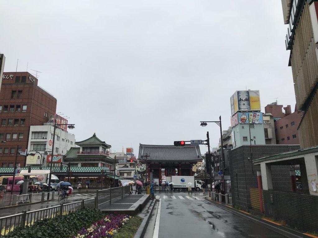 浅草のそら20180320