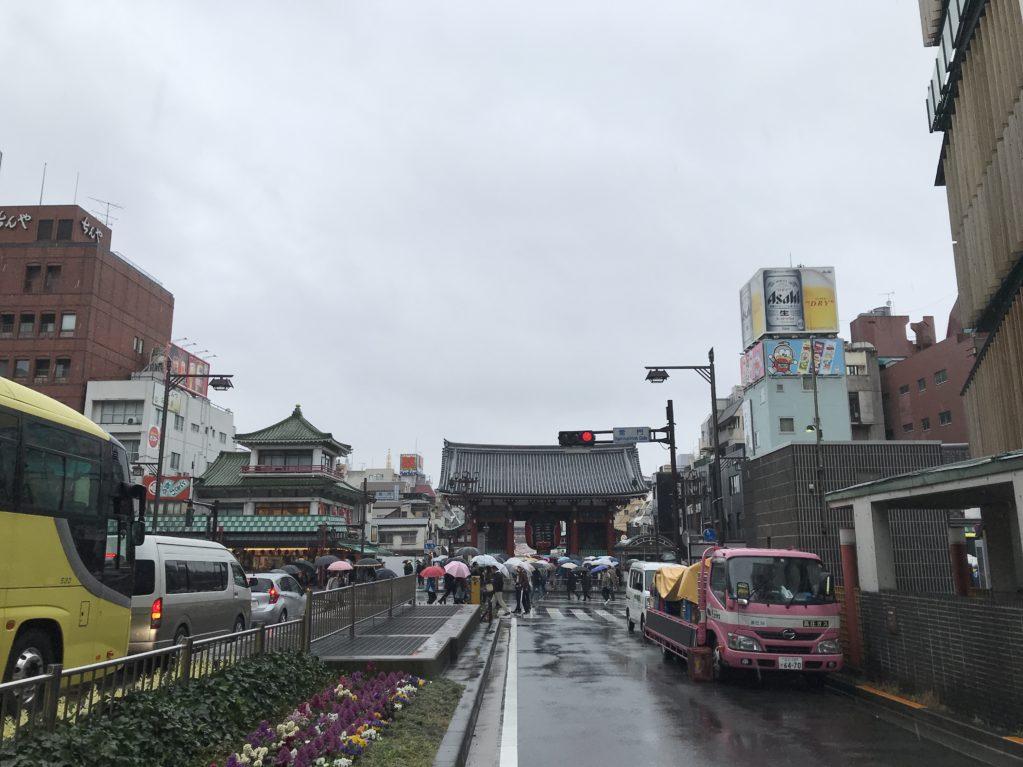 浅草のそら20180321