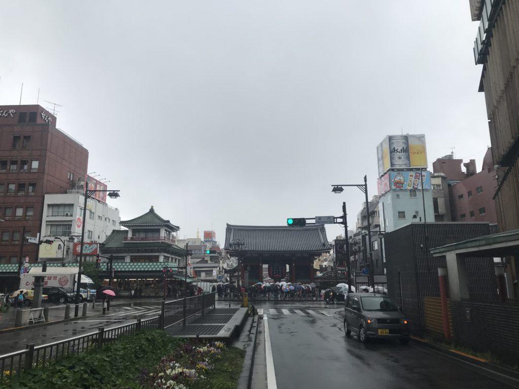 浅草のそら20180509