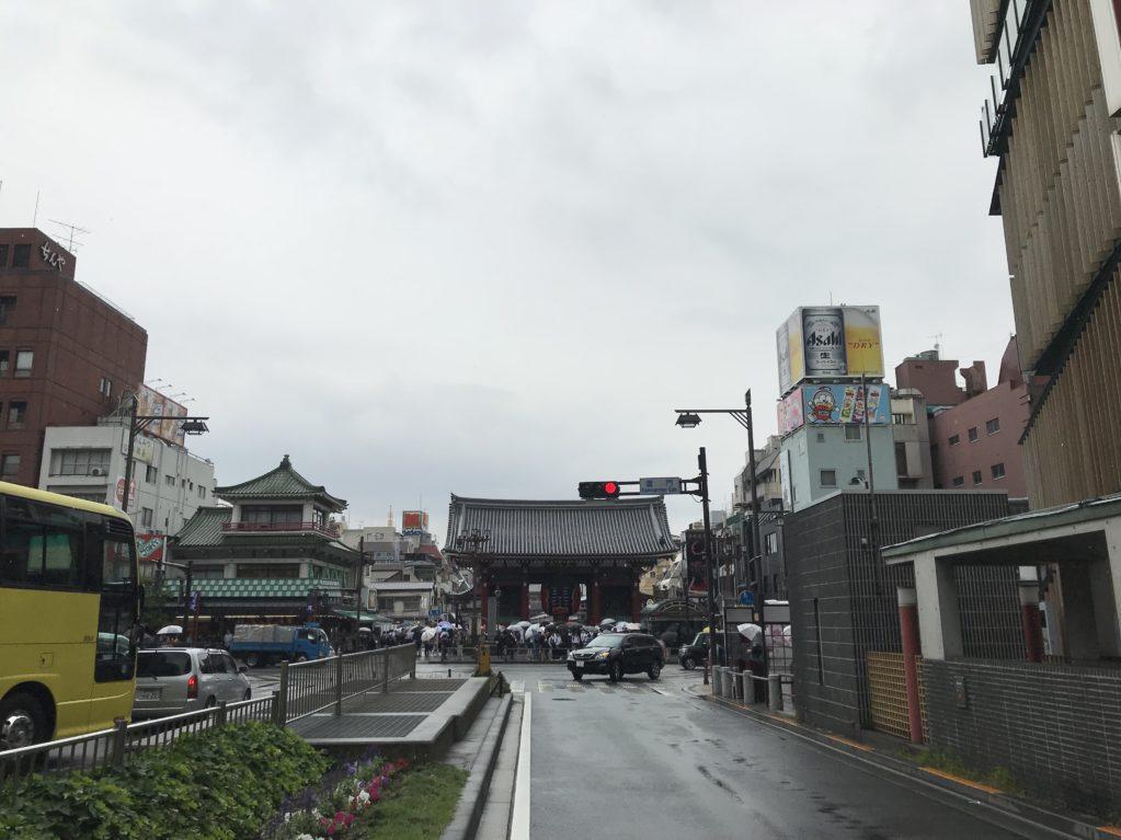浅草のそら20180606